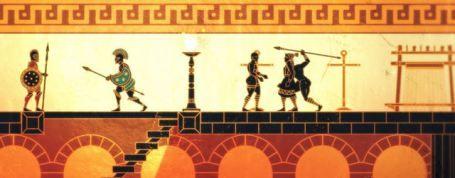 Apotheon, nuevo juego para PlayStation 4 inspirado en la mitología griega