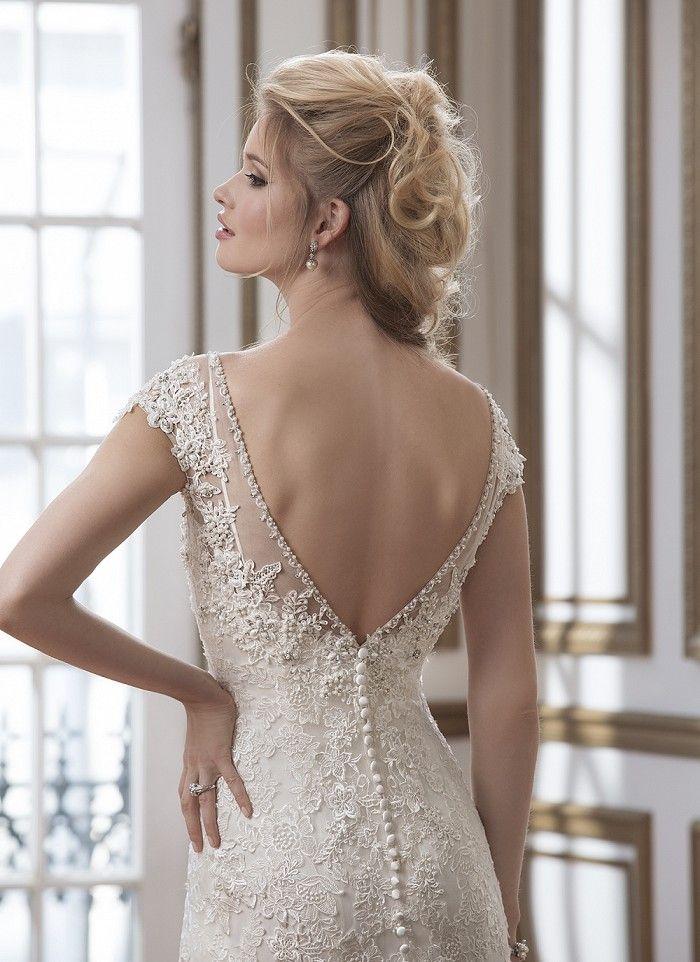 Vestido de Noiva Justin Alexander 8787