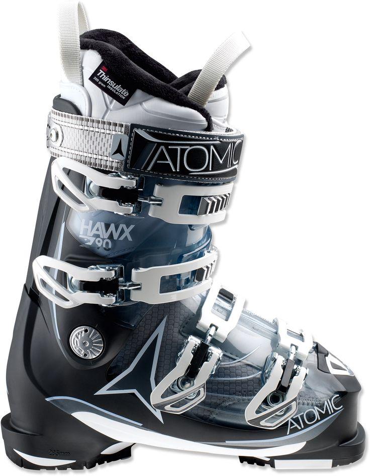 Atomic Hawx 2.0 90 W Ski Boots Women's 2014/2015 REI
