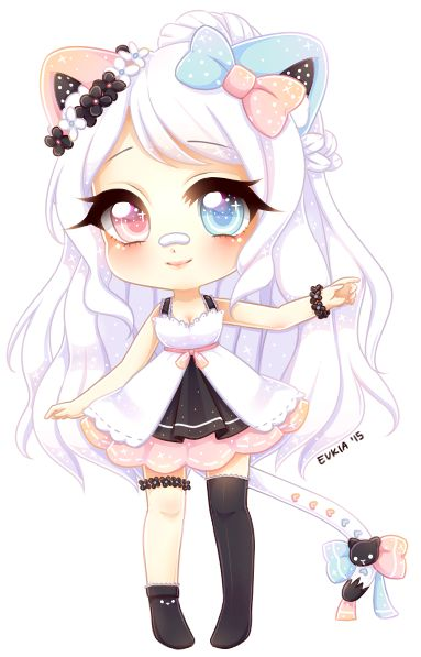 C oldivory by on deviantart randome pinterest samsung pastel and sons - Dessin manga kawaii ...