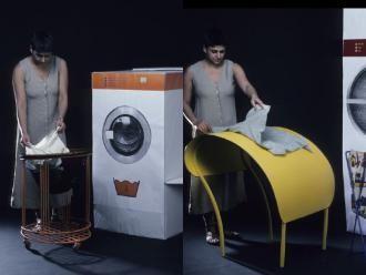 ENSCI - Les Ateliers: Laverie en libre-service
