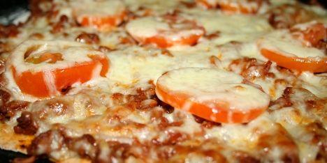 Pizza - Opskrift på pizza
