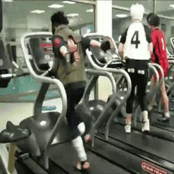 When you're training to finish the race strong