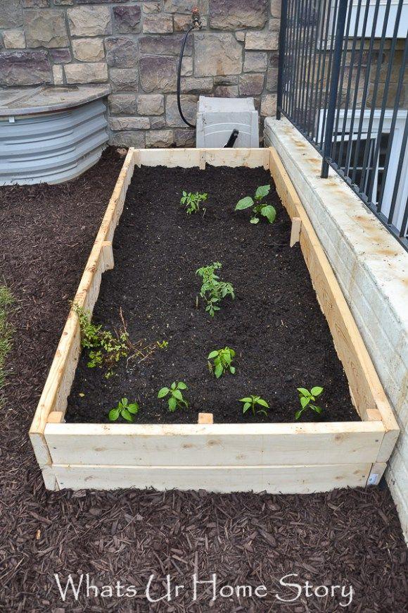how to build raised garden bed reddit