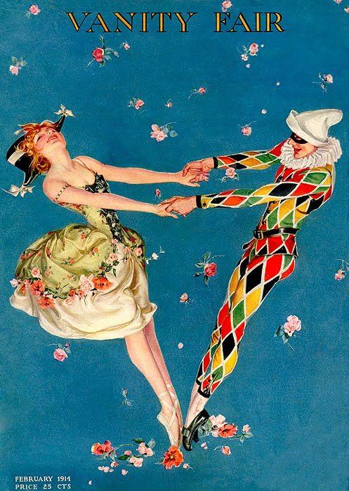 Vanity Fair cover in 1914