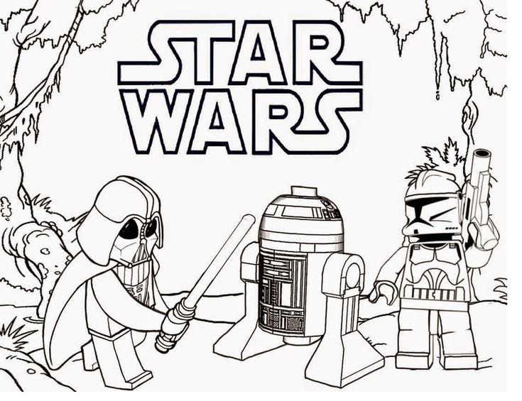 22 best Kolorowanki images on Pinterest | Lego star wars, Libros ...