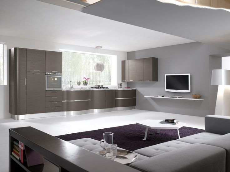 Madrid The kitchen offers space and comfort, to live peacefully and in the kitchen intimacy. http://spar.it/ita/Catalogo/Cucine/Cucine-moderne/MADRID/Proposta-MAD-22-cd-820.aspx