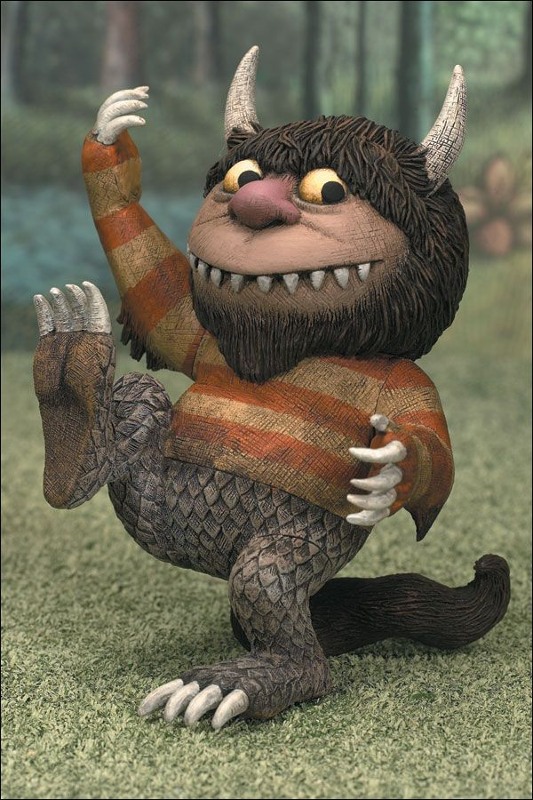 The Wild Toys : Best images about where the wild things are on