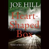 I finished listening to Heart-Shaped Box (Unabridged) by Joe Hill, narrated by Stephen Lang on my Audible app. Try Audible and get it free.