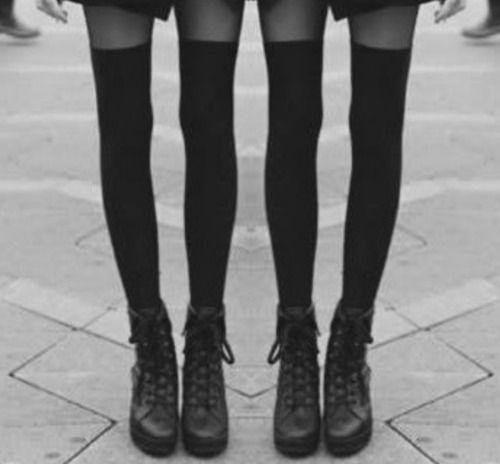 thigh highs