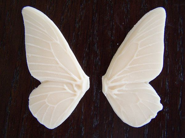Standard butterfly wings chocolate mold. Great when making ...