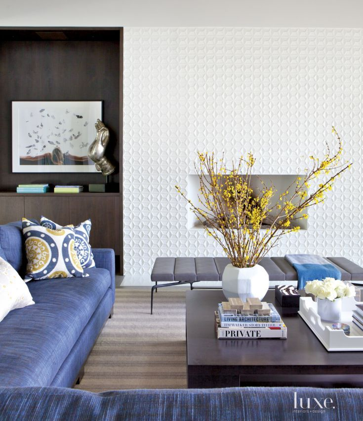 Stephanie Kraus Designs Blue And White Living Room A: 79 Best Fireplaces Images On Pinterest