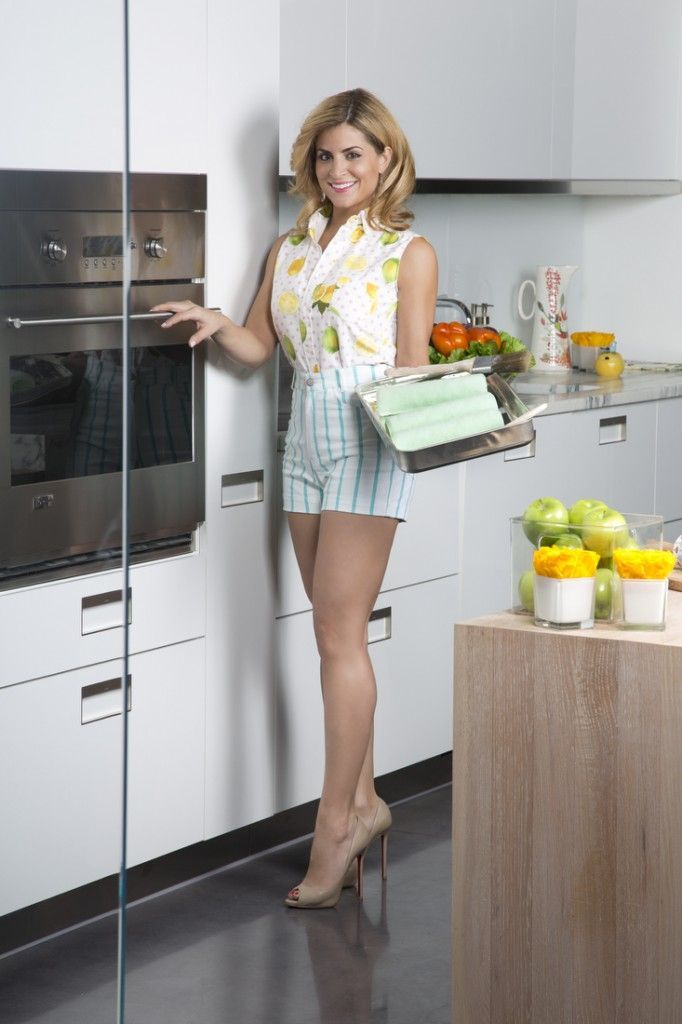 Alison Victoria From Kitchen Crashers...