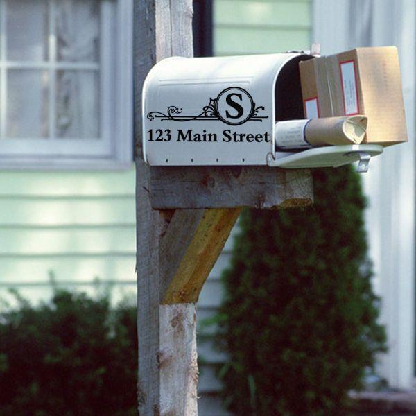 Popular Vinyl Mailbox Decal-Buy Cheap Vinyl Mailbox Decal lots ...