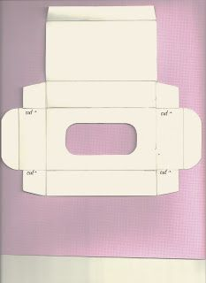 A Creative Operation: tissue box project template