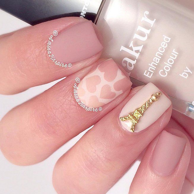 how to make your nails matte at home