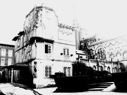 Bussaco, Palace Hotel, 2008/07/24.