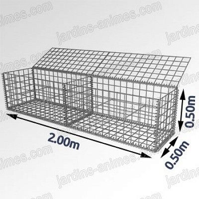 25 best ideas about gabion cages on pinterest gabion fence ideas gabion wall and gabion baskets. Black Bedroom Furniture Sets. Home Design Ideas