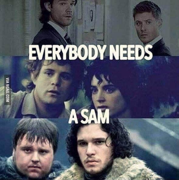 As a Sam, I agree! - 9GAG