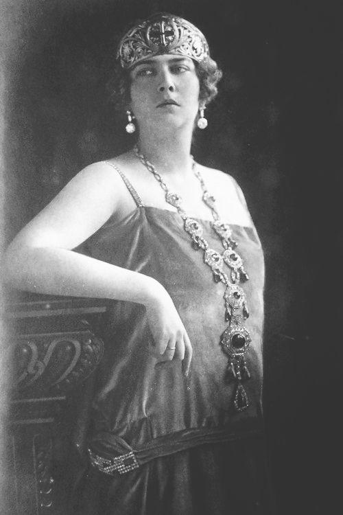 Queen Maria of Yugoslavia