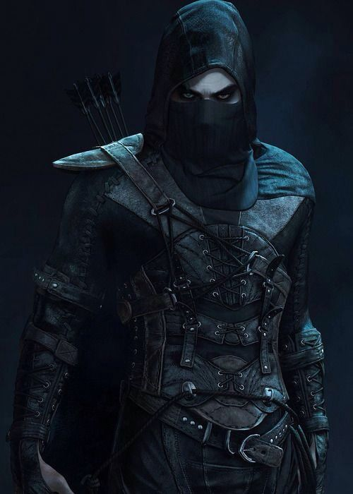 Jeremiah is my friend. Erochs brother. He is a bounty hunter and swore his brother to protect me.