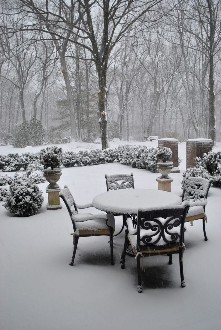 The Enchanted Home   East coast winter snowstorm 2/13