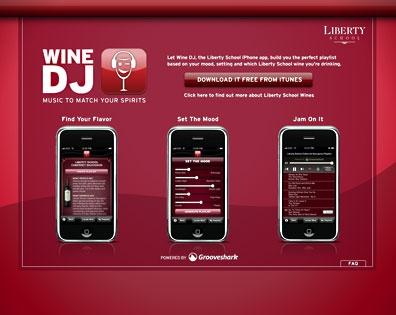 wine DJ - Music to match your Spirits