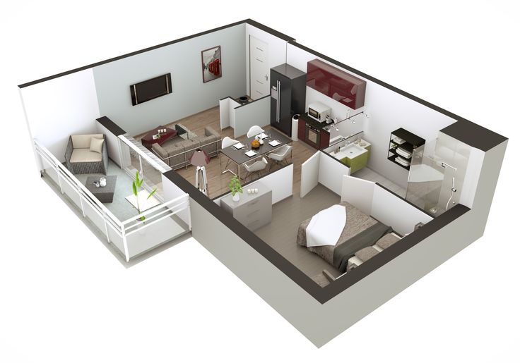 1000 id es sur le th me logiciel plan maison sur pinterest for Plan salle de bain 3d