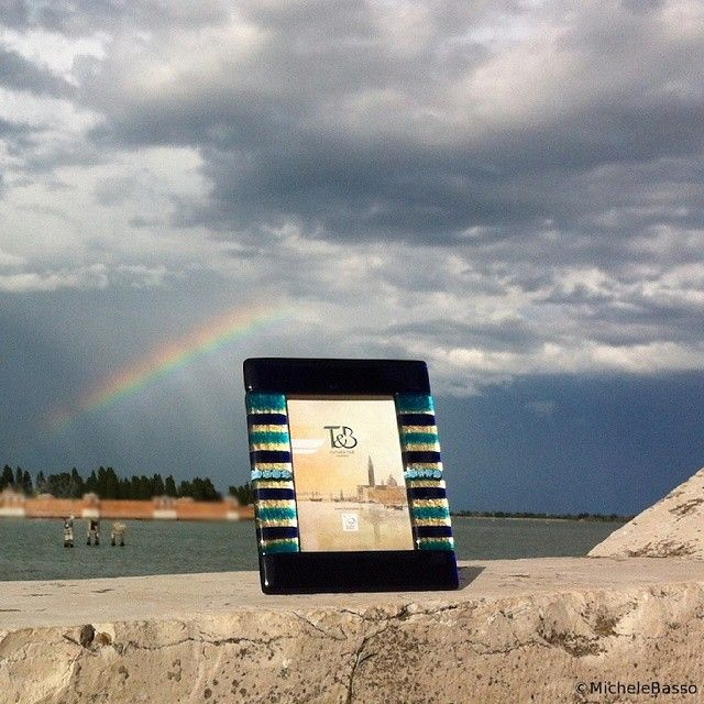 """Calm after the storm"" #yourmurano #muranoglass"