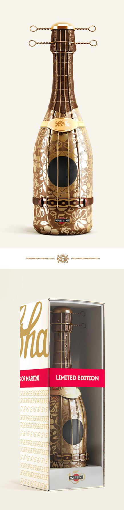 very #elegant #bottle #design