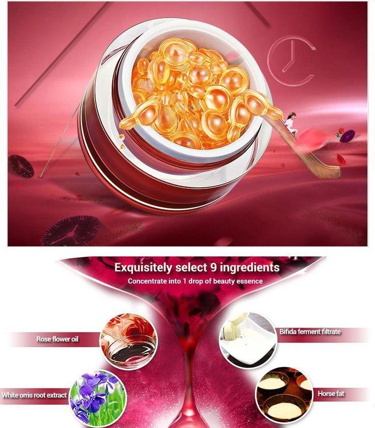 Use: FaceItem Type: CreamIngredient: Rose Flower Oil White Orris Root ExtractFeature: Anti-AgingBrand Name: SOONPUREGender: FemaleNET WT: 16ml