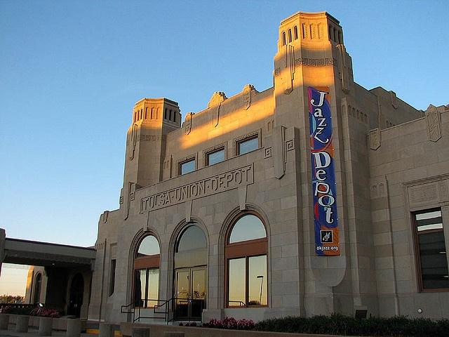 The Oklahoma Jazz Hall Of Fame Tulsa Ok Downtown With Images