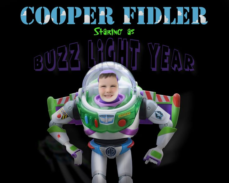 Colour - Children - By Linda Fidler Photography My son wanted to be Buzz Light Year for a day
