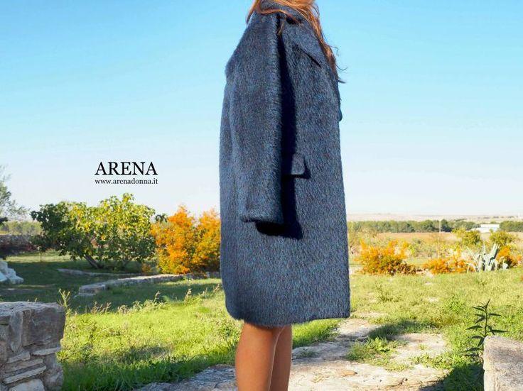 da Arenadonna.it #coat #fashion ad Altamura!dalla vostra #boutique di fiducia!!! https://goo.gl/JHDQnS