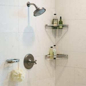 the wide ginger assortment permits total coordination for the bathroom and beyond shower accessories - Bathroom Accessories Ginger