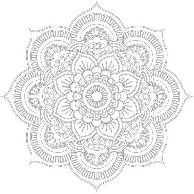 bring these 15 magnificent free mandala templates to life with vibrant colors lotus mandalamandala artcoloring pages for adultsfree