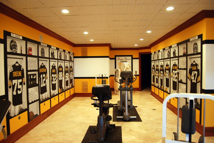 Best images about pittsburgh steelers football locker