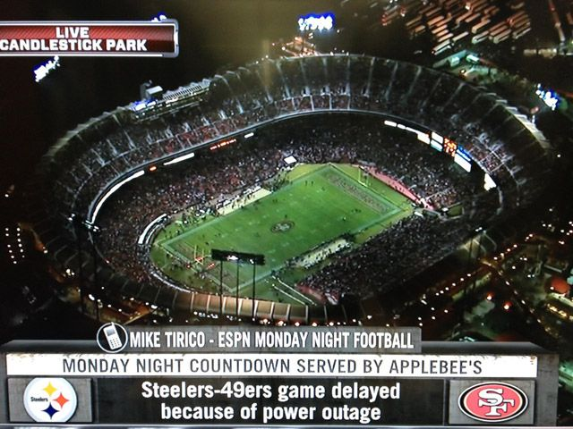 """Mayor Lee Calls Candlestick Power Outage """"A National Embarrassment"""""""