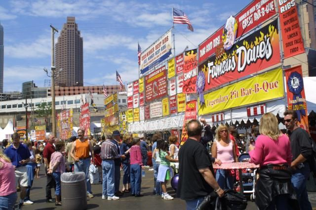 The Great American Rib Cook-off and Music Festival, held each Memorial Day weekend in downtown Cleveland, is the unofficial start to the Northeast Ohio summer season. Learn more about the 2015 event.