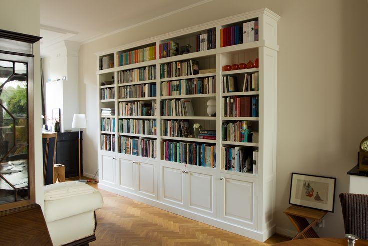 Bookcase modern www.myhouse-amsterdam.nl