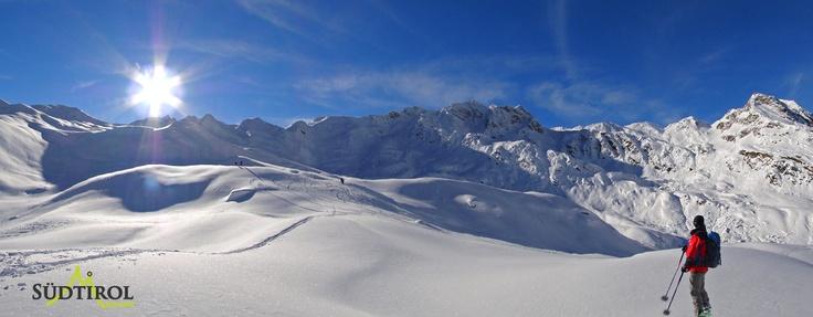 Skitour in Ratschings