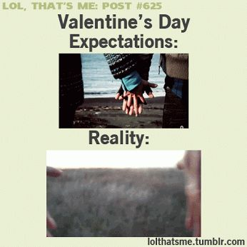 Vday is over, but this is too funny not to post. Love