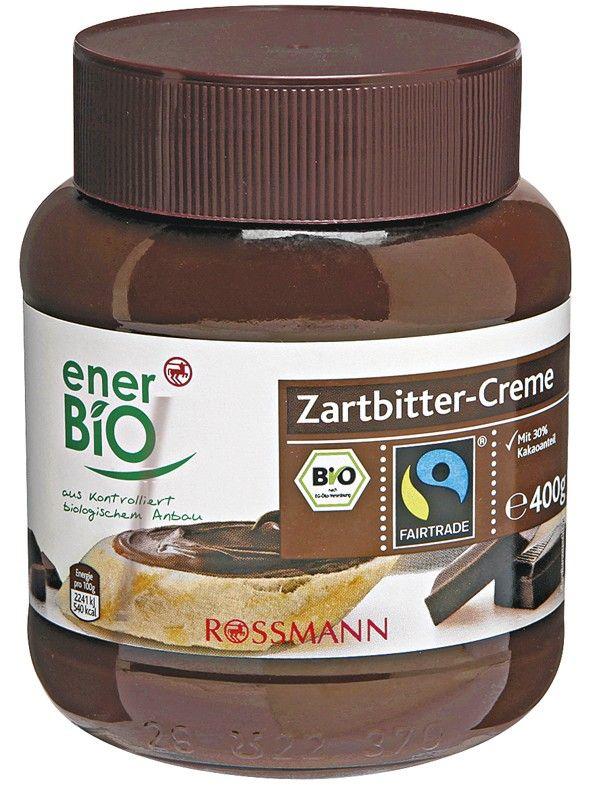 enerBio Étcsokoládékrém - 400 g a Rossmann Webáruházban