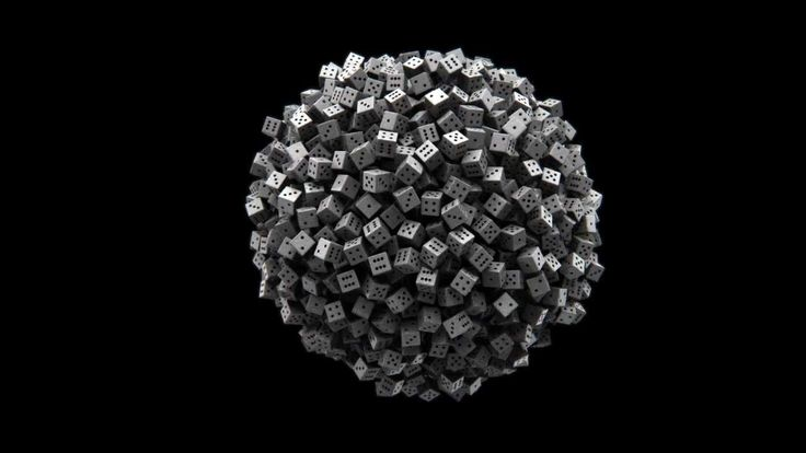 Particle Cubes clustering