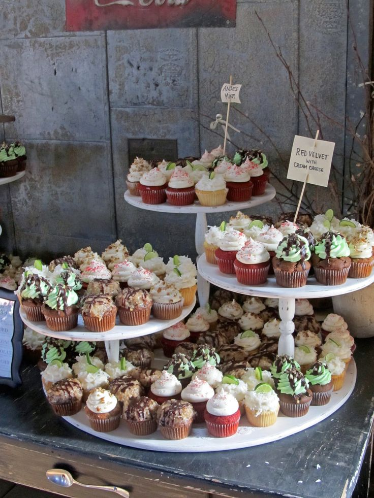 Cupcake Stand, Vintage ....Yes Please!