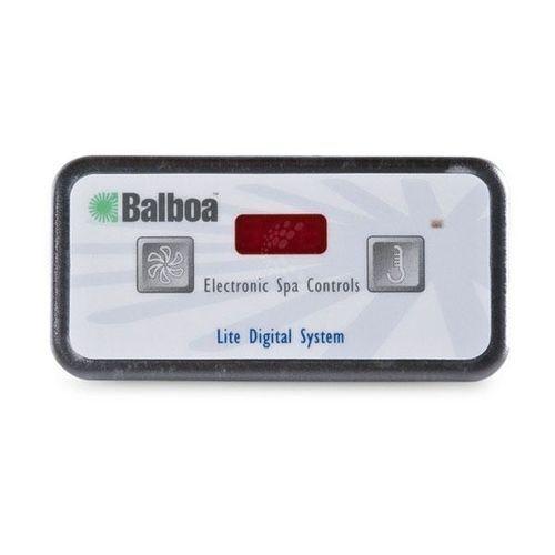 Balboa Spa/Hot tub Topside Control Panel Lite Digital, 8 Conductor - 51538 #Balboa