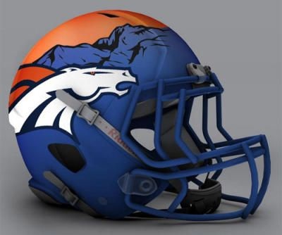 Ranking the best Broncos helmets — past, present and proposed - The Denver Post