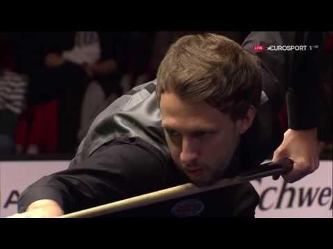Mundo da Sinuca: Judd TRUMP vs John HIGGINS QF European Masters Sno...