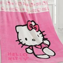 Evdenemoda.Com - SAB EV TEKSTİLİ - Hello Kitty Berry İspanyol Battaniye