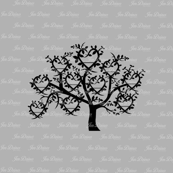 10 Best ideas about Family Tree Designs on Pinterest | Family tree ...
